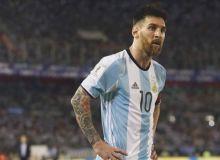 Аргентина футбол ассоциацияси президенти Месси билан учрашди