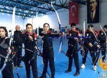 Сборы лучников в Турции продолжаются