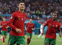 Португалия - Франция учрашувида рекорд ўрнатилди