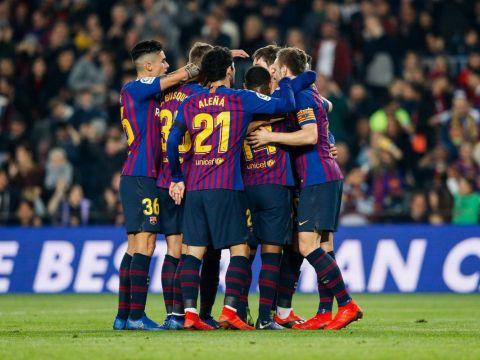 Испания кубоги. Суареснинг дубли «Барселона»га 1/8 финал йўлланмасини тақдим этди
