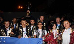 Самбочиларимиз Осиё чемпионатида 40 та медални қўлга киритишди