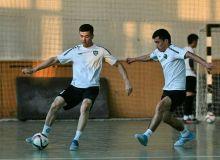 Национальная сборная Узбекистана по футзалу продолжает столичный сбор