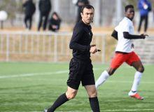 Матч-открытие чемпионата «SAFF Championship 2021 in Maldives» отсудил узбекский рефери