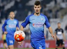 Официально! «Бухара» подписала контракт с сербом Марко Клисура