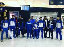 Uzbekistan's weightlifters to leave for Sochi training camp