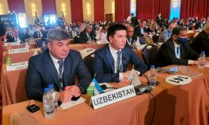 Representatives of our committee headed by Oybek Kasimov are taking part in the ANOC General Assembly