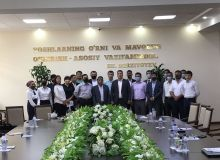 The ITKF Karate-Do Federation of Uzbekistan held a briefing