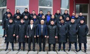 Сегодня в Ташкенте стартовали тренерские курсы АФК диплома «А»