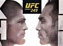 UFC 249 турнирининг қаерда ўтказилиши маълум бўлди