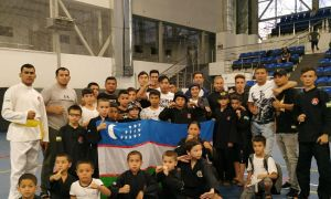 Uzbek athletes finish Central Asian Beach Pencak Silat Championship with 30 medals in Kyrgyzstan