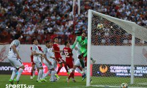 Photo Gallery | First Half. FC Navbahor 3-1 FC Sogdiana