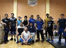 Тяжелоатлеты Узбекистана продолжают сборы в Сочи