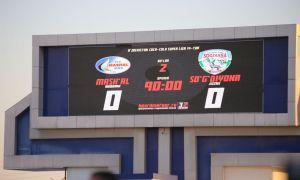 «Согдиана» и «Машъал» не смогли выявить победителя матча (Видео)