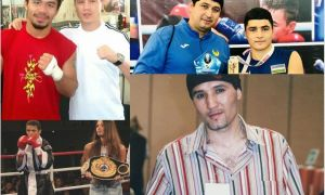 Who were the awkward opponents of Uzbek boxing stars in the recent past?