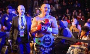 Санжар Рахмонов одержал очередную победу в США