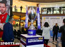 Суперкубок-2019 матбуот анжуманидан фоторепортаж