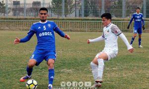 FC Nasaf earn a narrow 1-0 win over FC Bunyodkor in Tashkent
