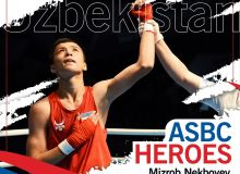 ASBC Heroes – Uzbekistan's Mizrob Nekboyev was a replacement in Kuwait City but he delivered an amazing gold