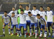 На каком месте национальная сборная Узбекистана в новом рейтинге ФИФА?