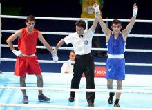 Абдулхай Шораҳматов Россияда олтин медални қўлга киритди