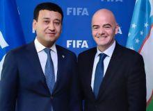 Умид Ахматджанов отправился в Доху для участия в саммите ФИФА