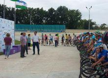 Тошкентда велотрек бўйича Ўзбекистон чемпионати старт олди