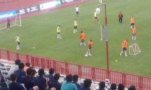 Тренеры Наманганской региональной детско-юношеской футбольной академии посетили тренировку ФК «Навбахор»