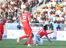 Andijan and Navbahor play a goalless draw in Ferghana Valley Derby