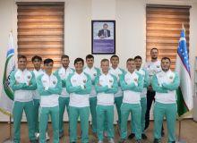 Сборная Узбекистана по регби-7 примет участие в международном соревновании