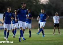 Photo Gallery. White Wolves start preparations for Palestine clash