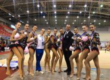 Gimnastikachilarimiz Osiyo chempionatida muvaffaqiyatli ishtirok etishmoqda