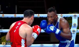 Бокс. 4 поражения на чемпионате мира среди военнослужащих