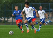 Uzbekistan U19 claim a 1-0 win over Uzbekistan Pro B League in Sunday's friendly