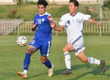 Молодёжная сборная Узбекистана провела контрольный матч против команды «Металлург U-21»