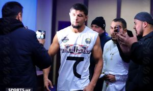 Nursultan Ruzibaev will fight in Tashkent