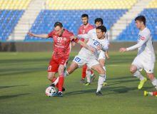«Пахтакор» в контрольном матче победил «Кызылкум»
