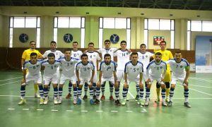 Сборная Узбекистана по футзалу готовится к ЧА в Ташкенте.