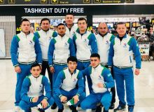 Uzbekistan's eight boxers to take part in the World Cup of Petroleum Countries