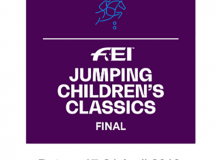 "Бўстонлиқда илк маротаба ""FEI Jumping Children`s Classic Final"" мусобақаси ўтказилади"