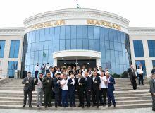 Избран новый руководитель федерации бокса Навоийской области