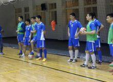 Сборная Узбекистана провела официальную тренировку перед матчем с Южной Кореей