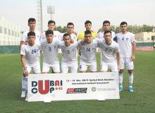 """Dubai Cup-U23"": O'zbekiston olimpiya terma jamoasi bugun BAA bilan bahs olib boradi"