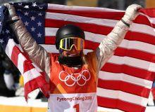 Пхёнчхан-2018: Америкалик гўзал сноубордчи иккинчи бор Олимпиада чемпиони бўлди