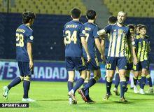 Bojan Matic earn a 1-0 win for FC Pakhtakor over FC Nasaf