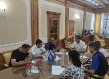 Равшан Ирматов обсудил с тренерским штабом процесс подготовки к чемпионату Азии