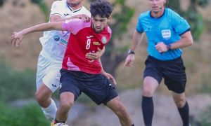 «Согдиана» обыграла чемпиона Таджикистана благодаря дублю Шохруза Норхонова. Бывший игрок вернулся в состав
