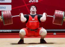 Чемпионат Узбекистана по тяжелой атлетике завершился