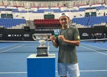 "Тацума Ито ""Australian Open""га йўл олди"