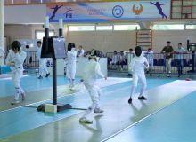 Ташкент принимает международный турнир по фехтованию