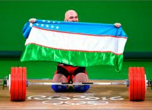 Ruslan Nurudinov leads Uzbekistan in Asian Games 2018